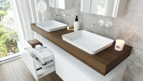 Unit furniture for your bathroom. what are pros?